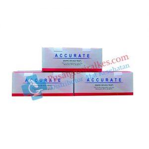 Jual Rapid Test HCV Cassette AB Accurate - Pusatgrosiralkes