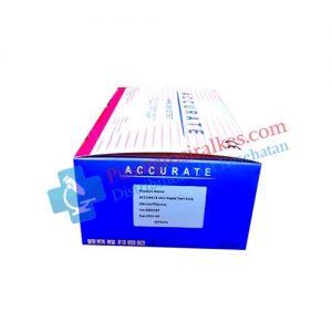 Jual Rapid Test HCV Strip Test AB Accurate - Pusatgrosiralkes