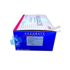 Jual Rapid Test Hepatitis B (HBsAB) Accurate - Pusatgrosiralkes