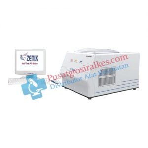 Jual PCR ZENIX 96 Real Time PCR System - Alkeslaboratorium